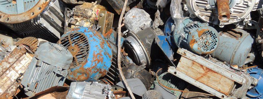 Chatarra motores eléctricos