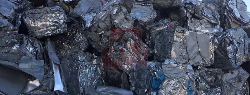 PAQUETE DE LITOGRAFIA DE ALUMINIO para reciclar