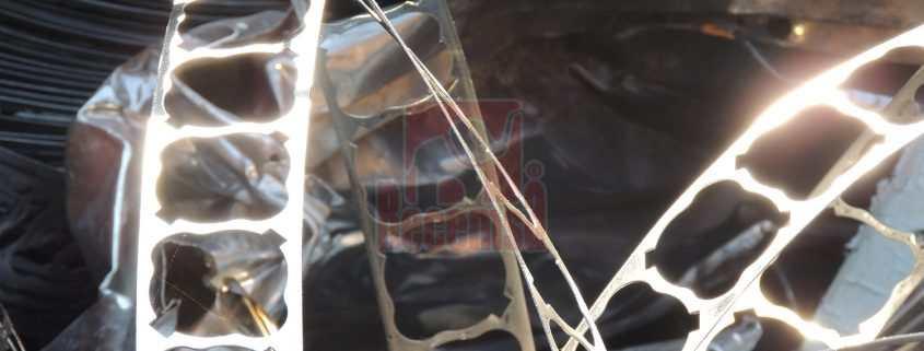 Acero inoxidable ferrítico en Recemsa