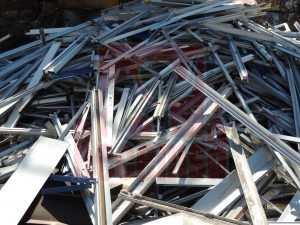 Chatarra de Perfil de aluminio