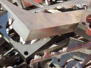 chatarra de aceros especiales- Chatarra de titanio
