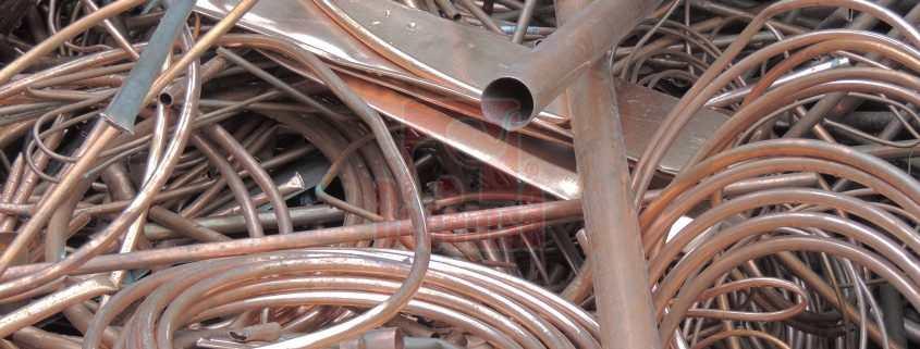 Chatarra de cobre tubo nuevo