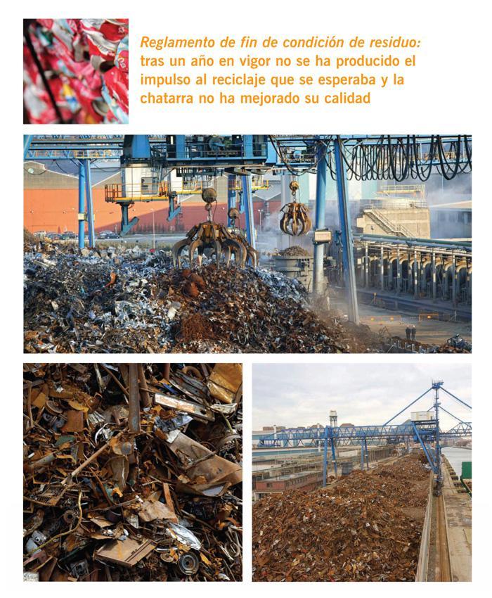 retos de la industria siderúrgica española
