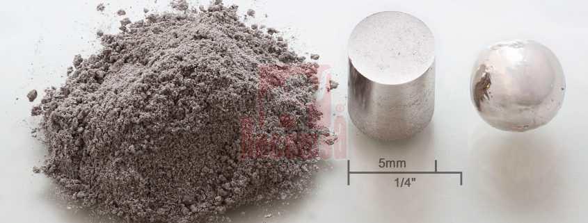 el rodio es el metal más preciado del mundo