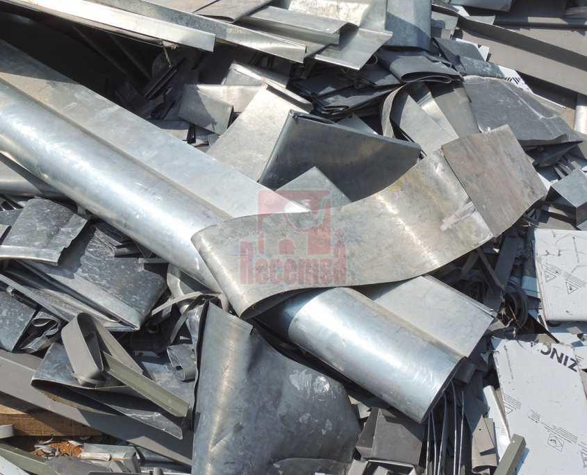 Precio del zinc