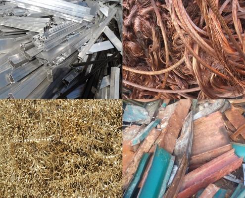 planta de reciclaje de metales y chatarra, Planta de Reciclaje, Recemsa, el chatarrero., Recemsa, el chatarrero.