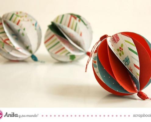 adornos navideños reciclados y bonitos