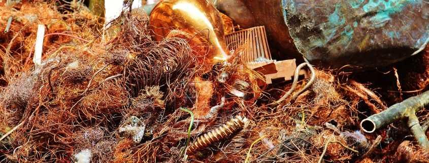 reciclaje de cobre, El reciclaje de cobre supone la disminución de 40m. de (ton) de CO2, Recemsa, el chatarrero., Recemsa, el chatarrero.