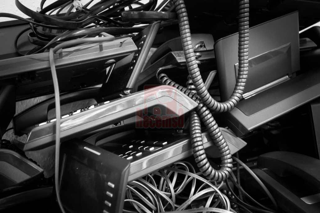 Basura electrónica, Soluciones para abordar el problema de la basura electrónica, Recemsa, el chatarrero., Recemsa, el chatarrero.