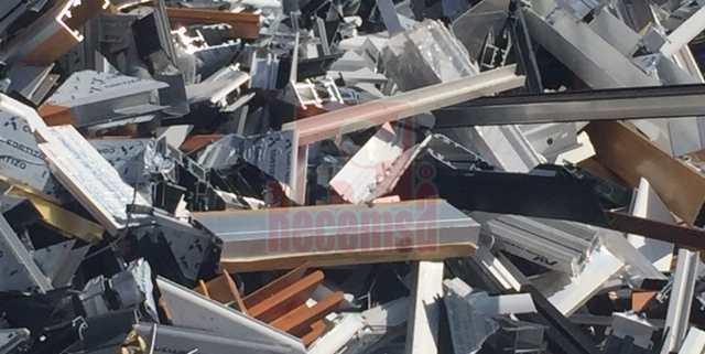 Aluminio reciclado, El aluminio reciclado lidera el proceso hacia la economía circular, Recemsa, el chatarrero., Recemsa, el chatarrero.