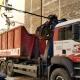 Recicla metales, El Chatarrero recicla metales en la nueva obra de Norman Foster, Recemsa, el chatarrero., Recemsa, el chatarrero.
