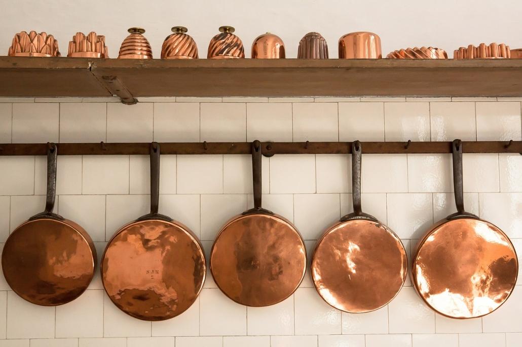 algunas propiedades del cobre y sus usos