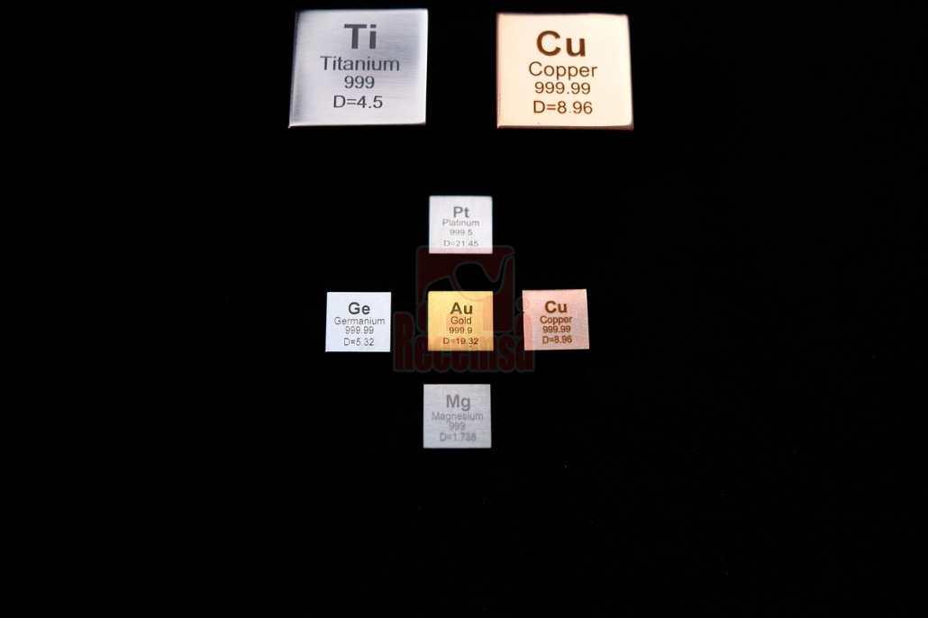 descubre las propiedades del titanio
